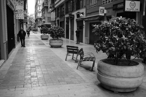 valencia´s street
